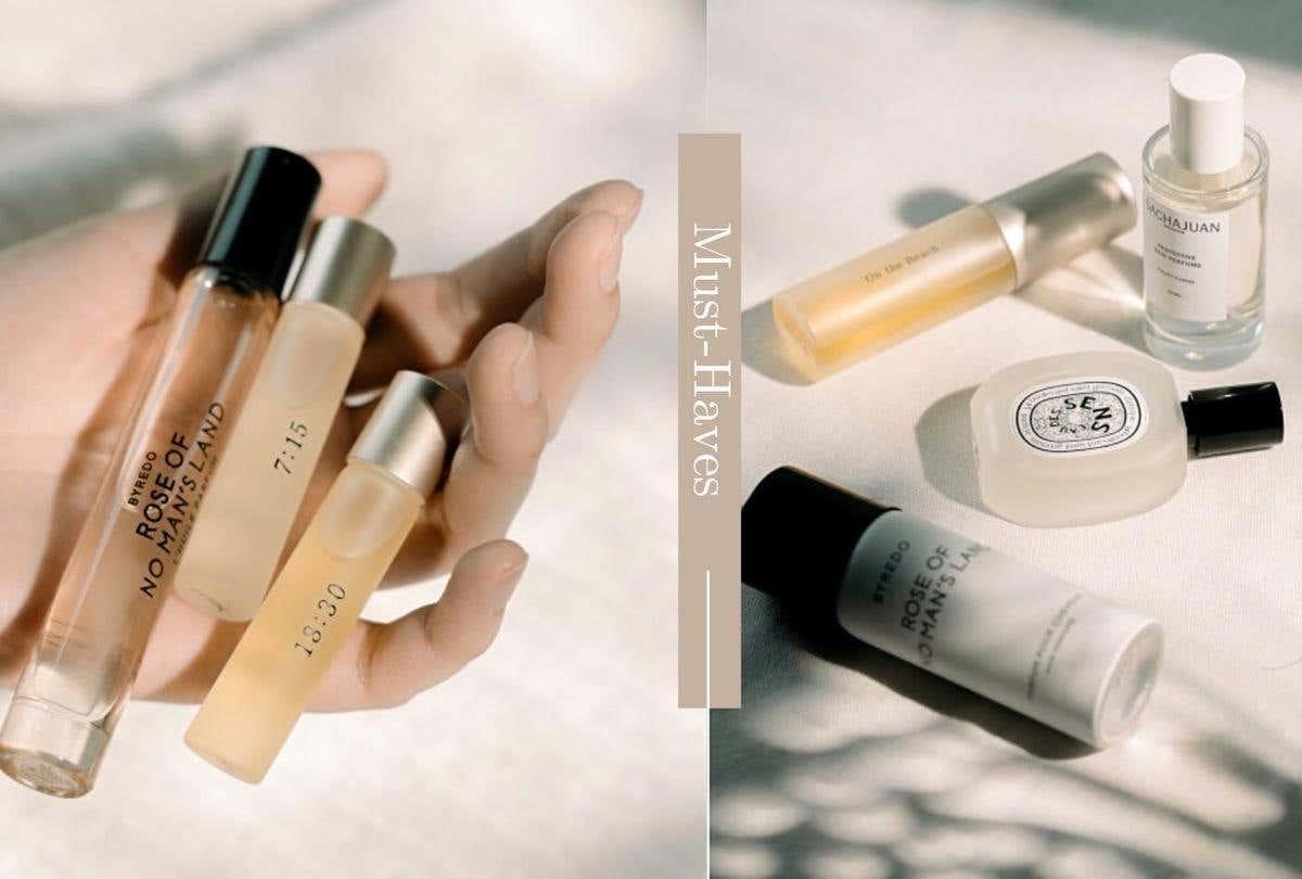 內行人的飄香小心機:除了穿上香水,這5款時髦物件讓香氛伴你全天!