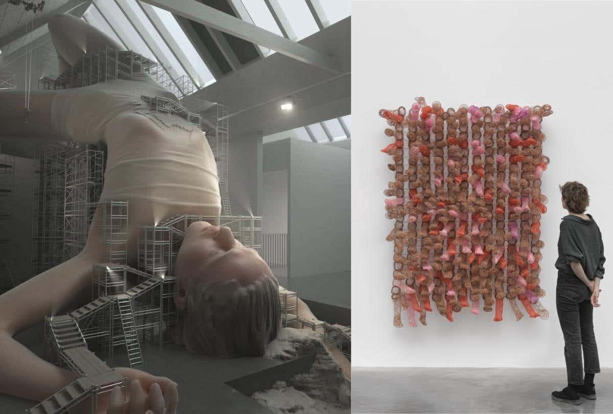 #artsteps  足不出戶的觀展新型態,關於疫情時代的線上展覽創意