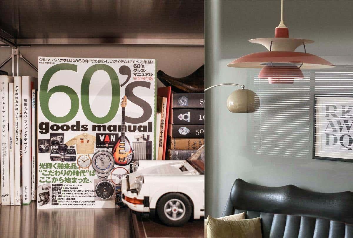 60年代設計巡禮:從居家擺設、平面設計到建築的創新年代指南—Marco Tsai