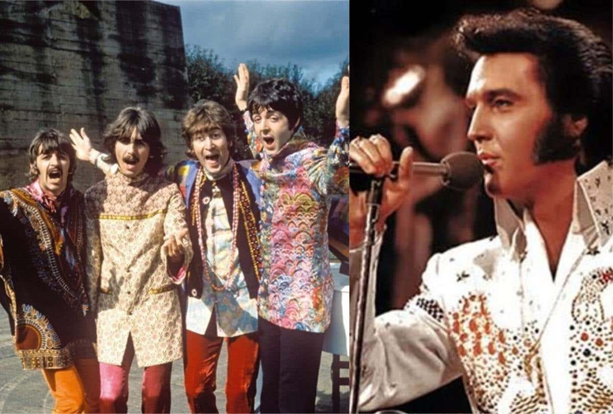 60年代音樂傳奇:搖滾樂、藍調、爵士樂的崛起年代,綻放全新文化年代!