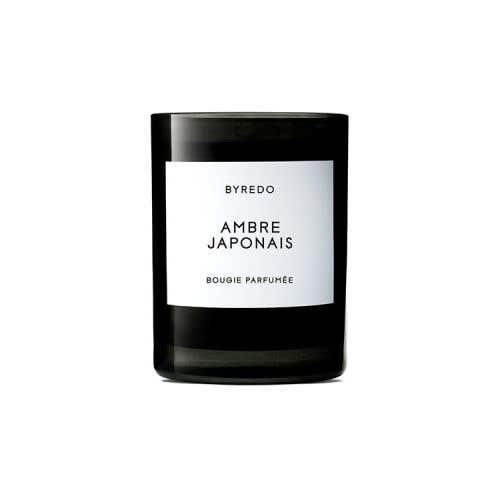 江戶琥珀香氛蠟燭