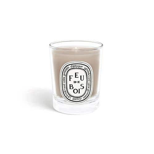香氛蠟燭-炭木香