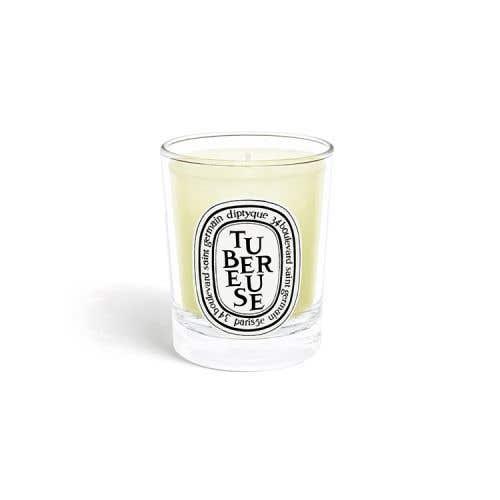 香氛蠟燭-晚香玉